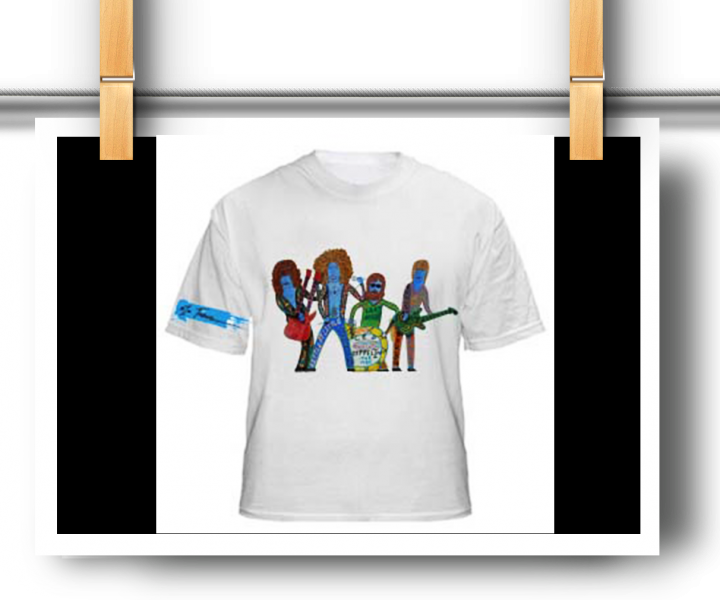 Ledzepplin Tshirt